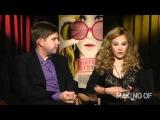 Интервью Джуно и Джереме Дозье для «MakingOf» в рамках промо-тура фильма «Дрянная девчонка»