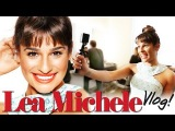 Lea Michele Vlogs from her Seventeen Cover Shoot!
