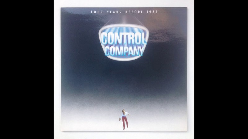 Control Company Four Years Before 1984 LP Telefunken 1980 Austro Pop Krautrock