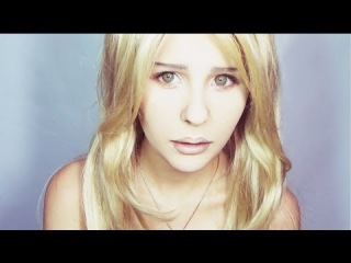 Chloe Grace Moretz make up tutorial by Anastasiya Shpagina