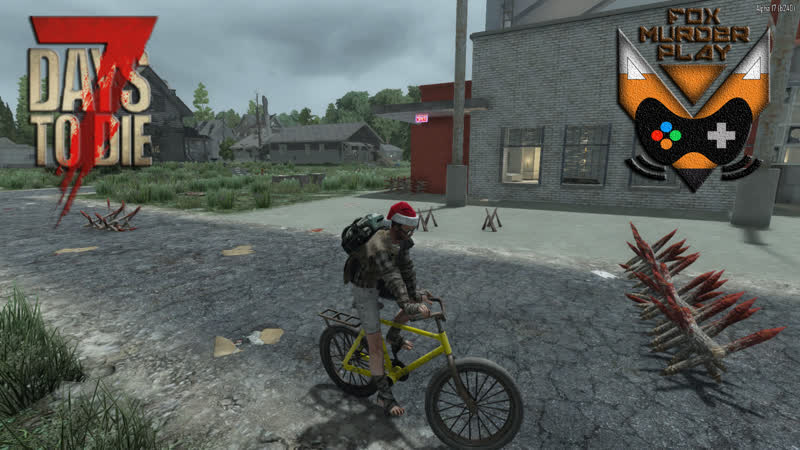 7 Days to Die - Живые трупы в Старый Новый год :)