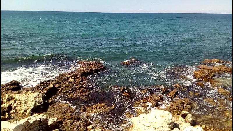 Черное море древний Херсонес и солнечный Паша