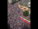 Venezuela's demonstration against the government