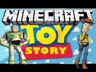 Minecraft: Toy Story 2 - История Игрушек (Часть 1)