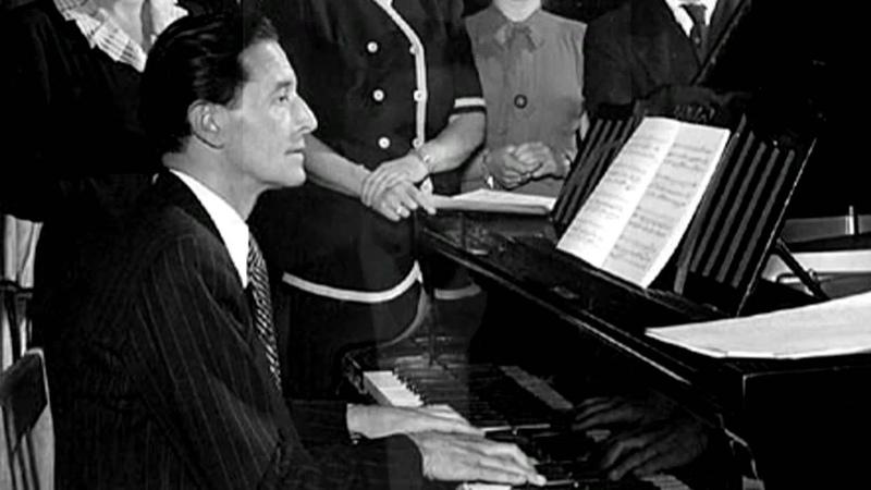Ivor Novello Glamorous Night Vanessa Lee The Williams Singers