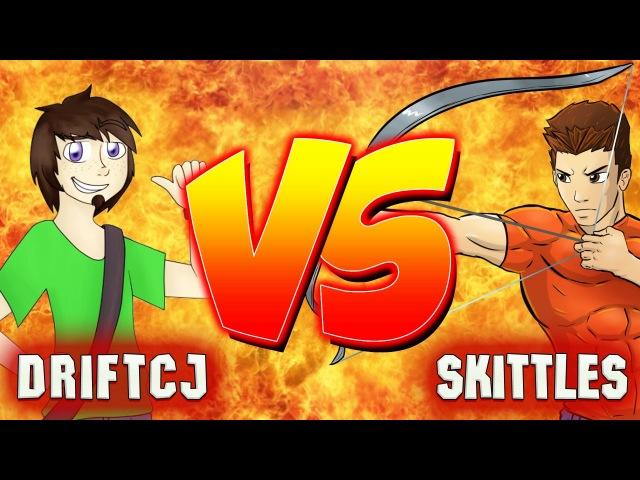 VS Эпизод 2 - DriftCJ vs. SkittleS