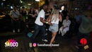 Oseyemen Edeko and Tatyana Rakhmetulova Salsa Dancing at Pre Party of The Third Front, Thu 02.08.18