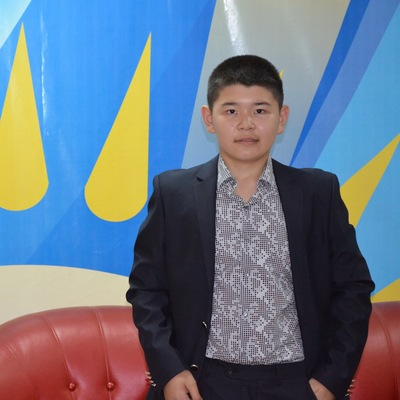 Алдияр Бердымурат, 11 марта 1999, Витебск, id204093692