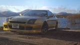 Honda Prelude BB8 Sparkle Yellow (review)