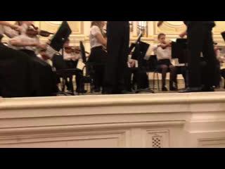 Чайковский, финал концерта ДМШ №6
