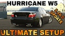 Hurricane W5 Ultimate Setup Test Drive! BMW M5 E60 ultimate CarX Drift Racing 1.14.0 Update!