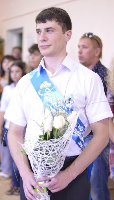Дмитрий Салангин, 24 октября 1989, Пермь, id9802220