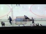 Победный гол Матерухина в контратаке / Materukhin uses his fast legs to score the GWG