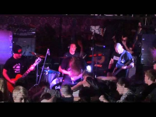 CANCROID Live in TOVAR (Stavropol, Russia) 09.11.2013