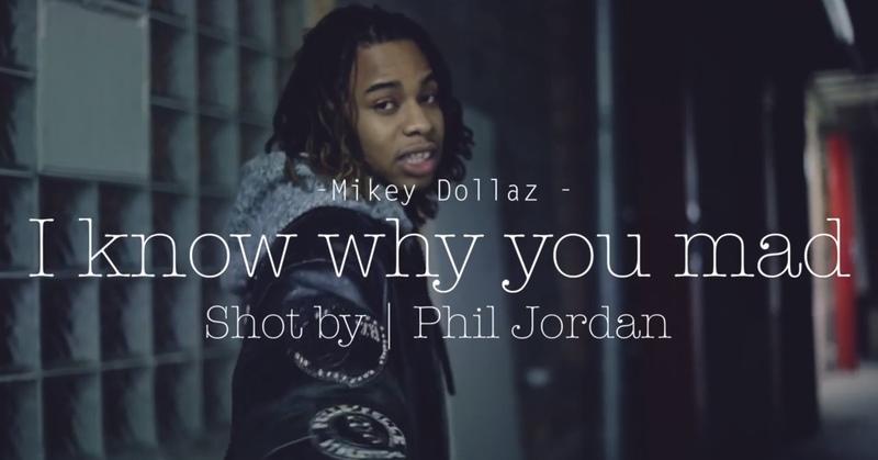 Mikey Dollaz - I Know Why Dey Mad - Prod by. @Akardy100