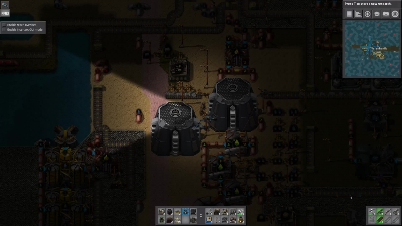 Factorio SeaBlock: сказ об одном заводе...