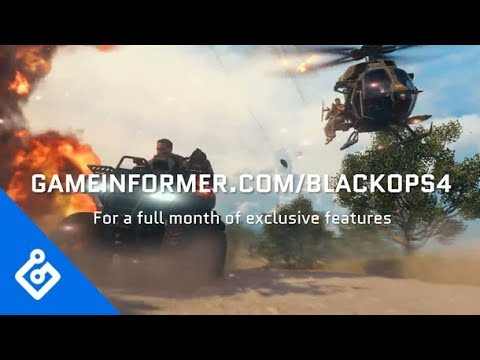 Call Of Duty Black Ops 4 Exclusive Coverage Trailer
