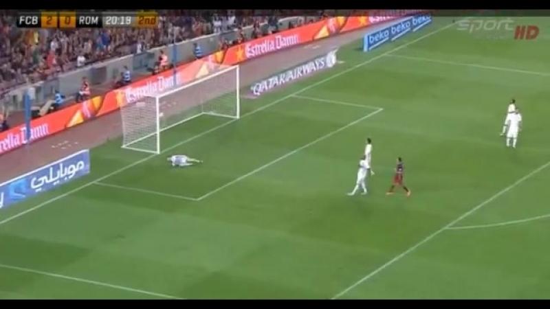 Супер гол Ракитича за Барселону.mp4
