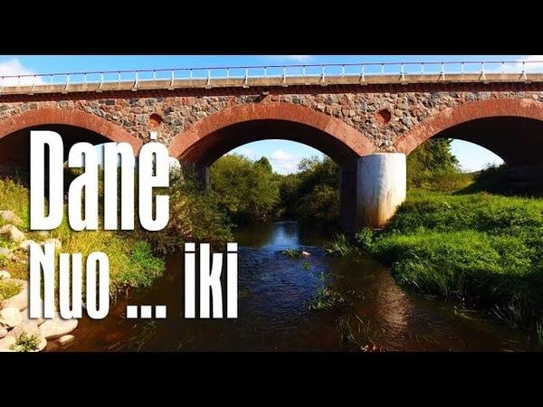 Danės upė nuo ištakų iki Kuršių marių :|: Dane river, Klaipeda, Lithuania