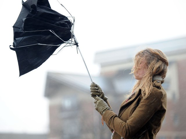 Оперативное предупреждение: в субботу в Томске ухудшится погода