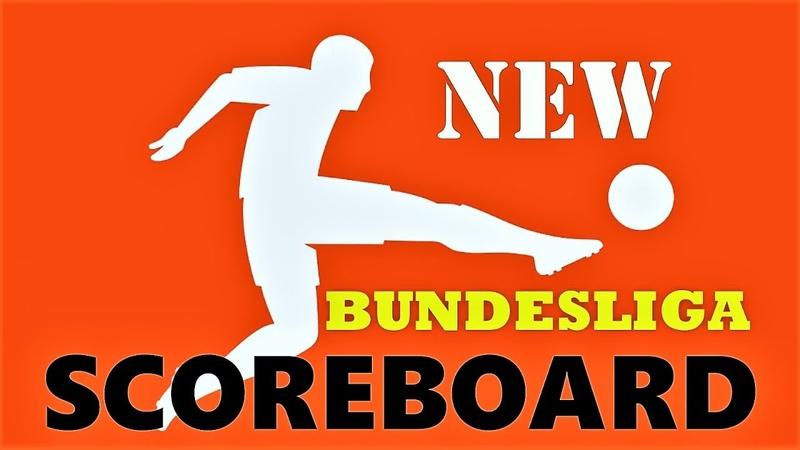 Tutorial How To Install New Bundesliga Scoreboard 2018 - 2019 | PES 2017