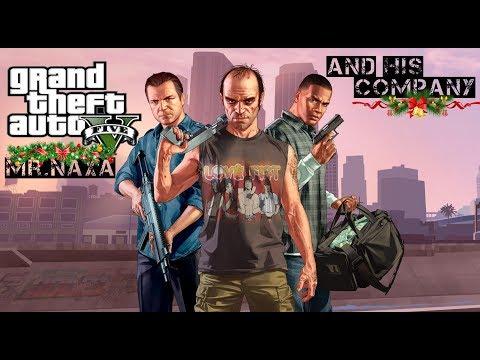 ✪Grand Theft Auto V✪ Угар с ⋆Корешами⋆™
