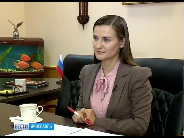Гость студии Вестей - главный следователь ЯО Олег Липатов