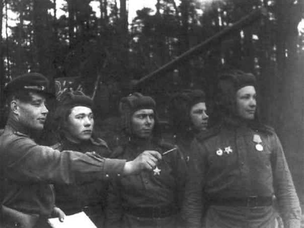 гвардейский танковый корпус