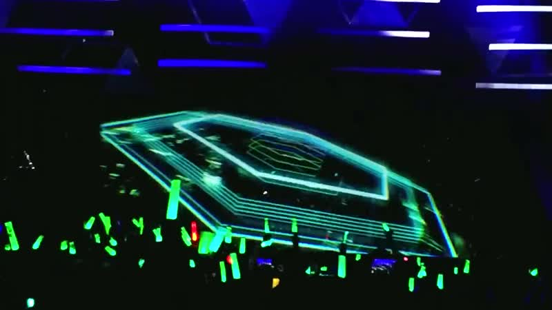 Miku Expo 2018 Live Concert In Los Angeles - Concert Intro _ Miku Miku ni Shite