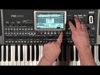 Korg PA900 Professional Arranger Keyboard -- Introduction and Overview