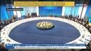Новости на Россия 24 • Путин рассказал о мощи ШОС, планах ИГ и шансе на мир в Сирии