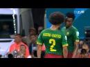 Benoit Assou Ekotto headbutts Benjamin Moukandjo