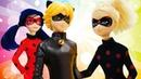 Giochi per bambini. LadyBug e Chat Noir. Episodi completi