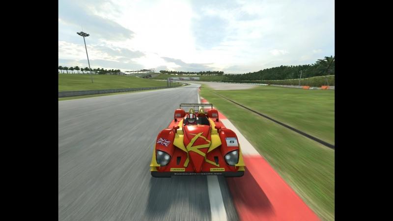 11.01.18 |RRRE: Track Test - Radical SR9 AER P2 (Sepang - 5.543km (MAL)