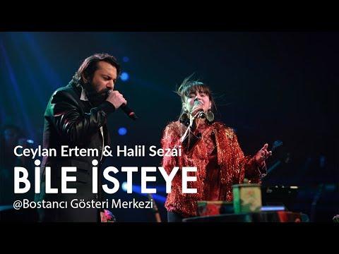 Ceylan Ertem Halil Sezai - Bile İsteye _ Canlı Performans(Live)