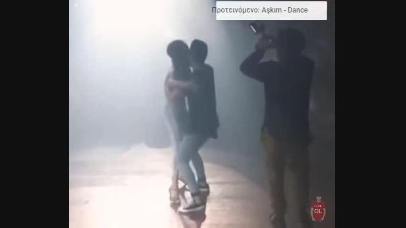 Olurem men senden otru - Dance
