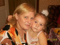 Татьяна Полунина, 13 ноября 1960, Николаев, id174859223