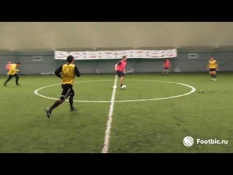Видеообзор 9 04 2018 Метро Марьина Роща Любительский футбол