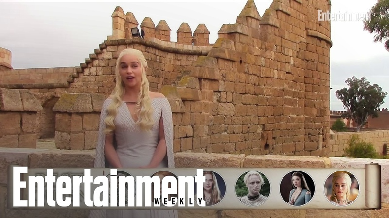 Game Of Thrones: Female Cast Reveals Who They'd Pick For Queen | Entertainment Weekly