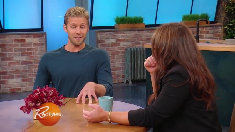 Valor's Matt Barr Attempts to Be Rachael Ray