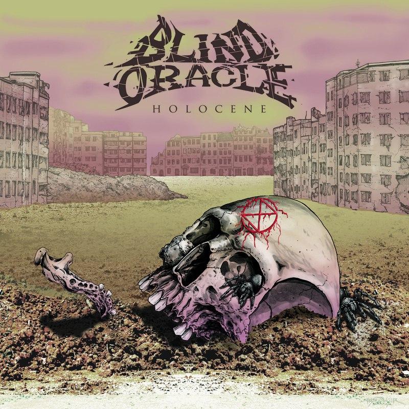 Blind Oracle - Holocene [single] (2015)