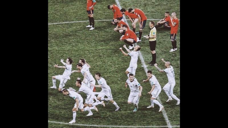 Іспанія - Росія 1:1 (3:4) ЧС=2018 1/8 фінала. Огляд матчу та голи.