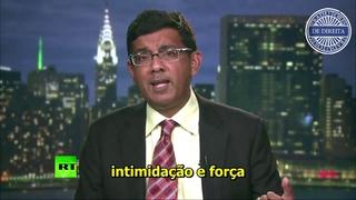 Dinesh D'Souza explica o Fascismo a Larry King