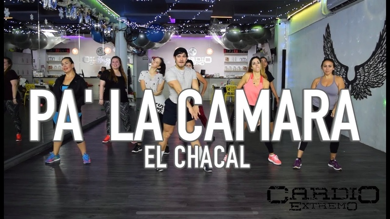 Pa la Camara - Chacal by Cesar James Coreo Zumba Cardio Extremo Cancun