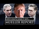 BARR NONE AG'S REDACTED REPORT IS OUT PROVES HE IS IMPARTIAL READY TO SEEK JUSTICE