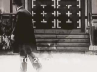 Биео vintage film footage - 1912 fusen ryû 風船流 jûjutsu demonstration