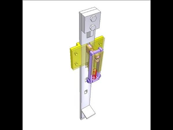 Linear ratchet mechanism 1