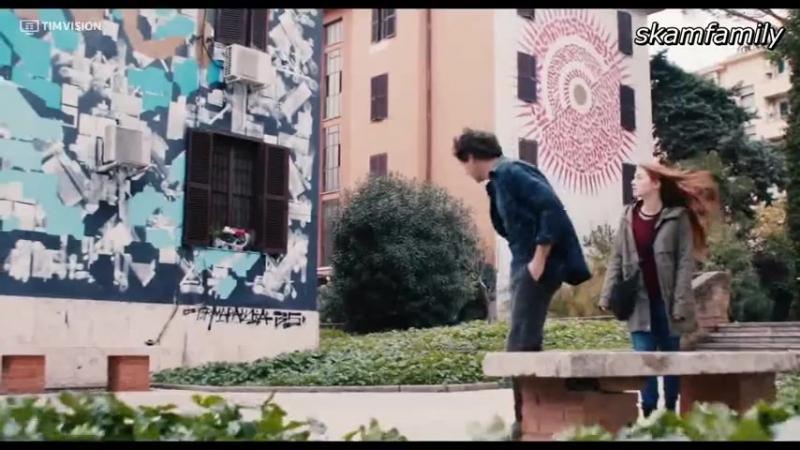 Skam_Italia 1 сезон 5 серия. Часть 1 (Мне плевать) Рус. субтитры