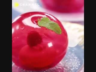 Съедобный шарик