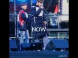 VIDEO 181013 Бёнчан @ Crazy Young Night Market K-Pop Concert